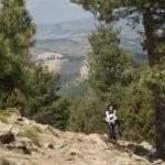 El sendero a la cima del Penyagolosa presenta fuerte desnivel