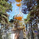 Torre de vigilancia anti-incendios en Peñablanca