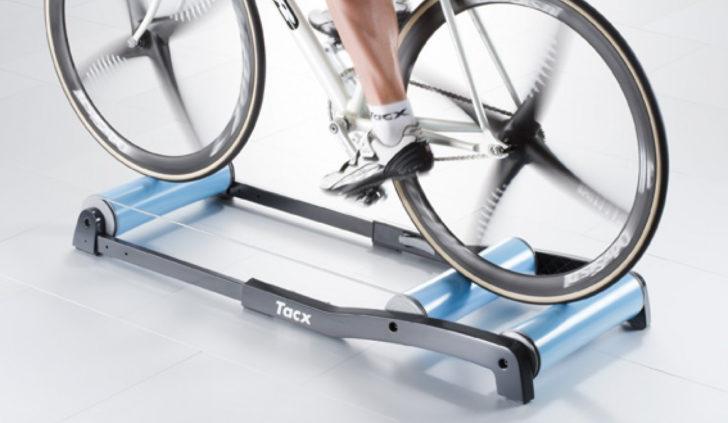 Entrenar con tu bicicleta en casa es posible