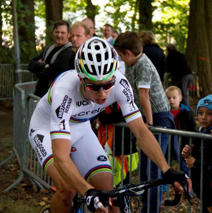 El ciclocrós, cada vez más dentro del ciclismo de ruta