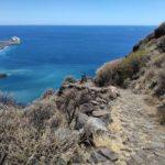 Sendero azul del Camino del Time