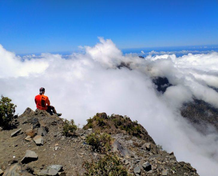 Pico de la Cruz – Pico de la Nive – LLanos de Aridane