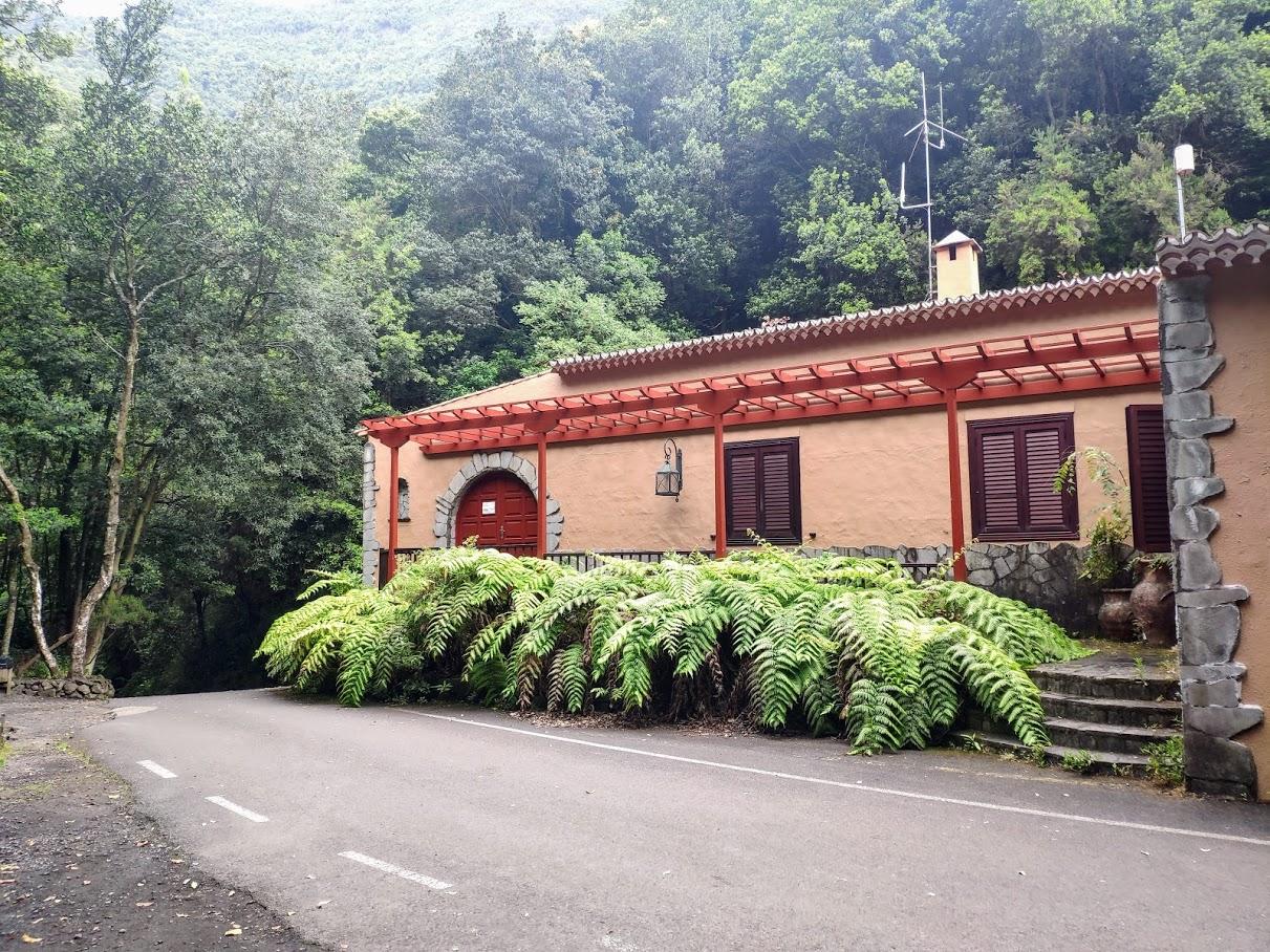 Centro de Visitantes de los Tilos