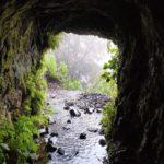 Ventana del tunel 12 de la ruta de Marcos y Cordero