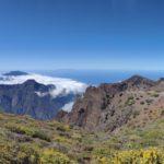 Vistas desde el Roque de los Muchachos