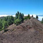 Vistas desde lo alto del Volcan de la Deseada