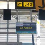Nuestro vuelo a La Palma ya esta anunciado