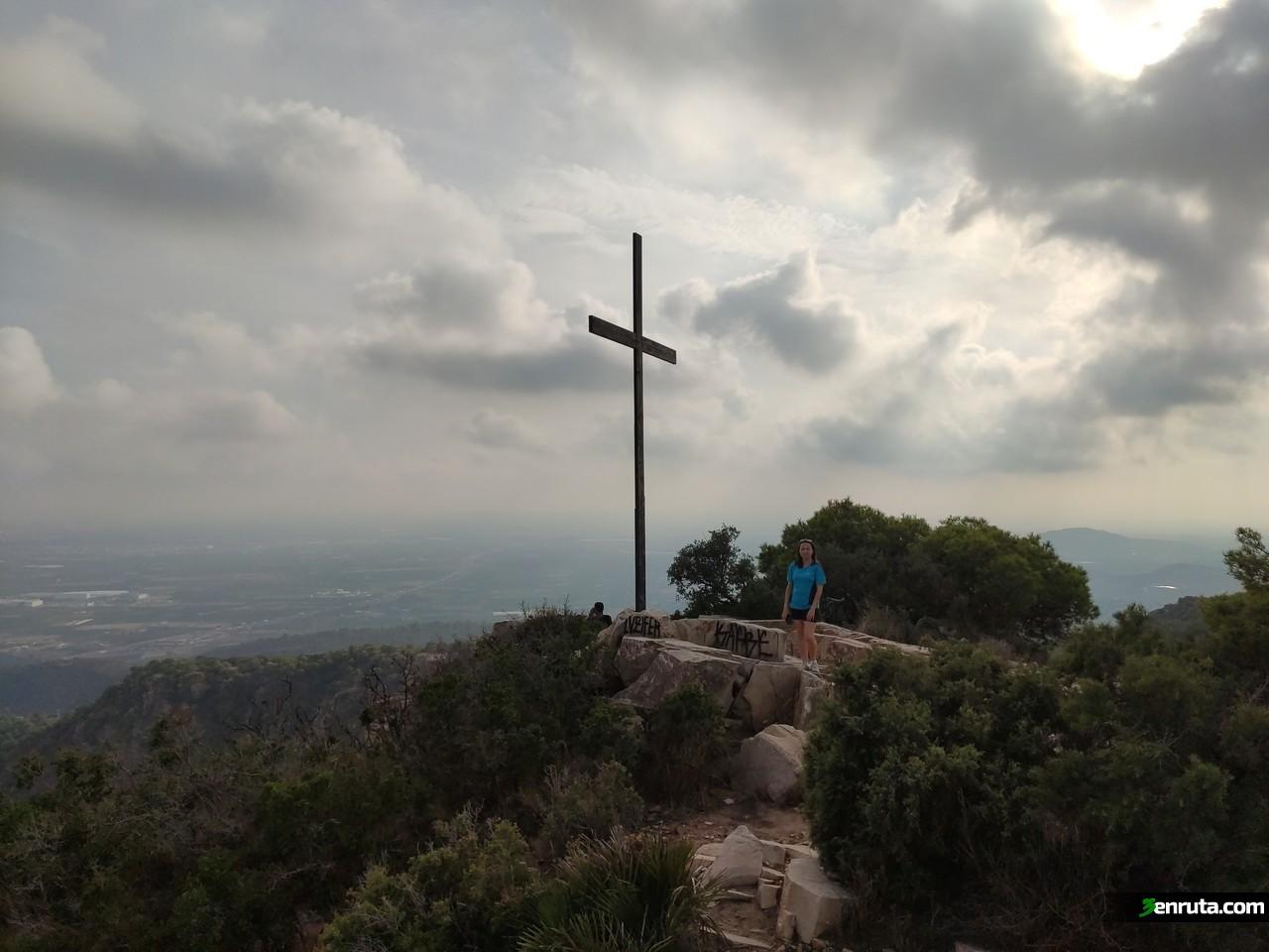 Cruz del Monte Picaio