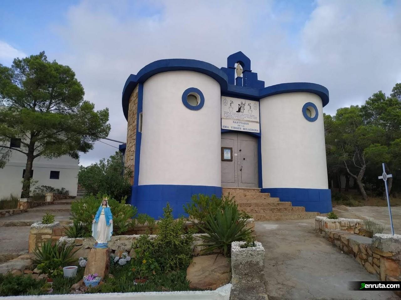 Santuario de la Virgen Milagrosa del Monte Picayo