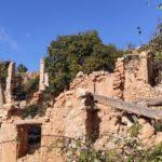 Ruinas del Caserío del Chorrico