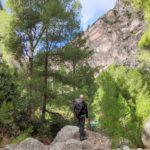 Inicio de la Micro Reserva de Flora