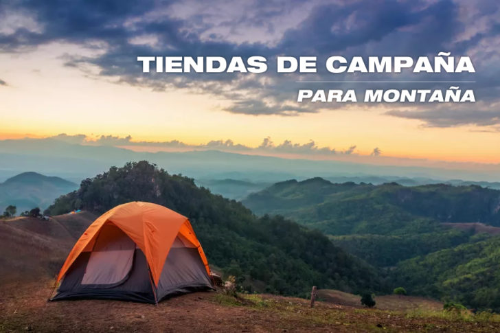 Tiendas de campaña de Alta montaña