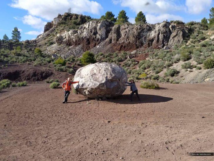Ruta volcánica de Cofrentes
