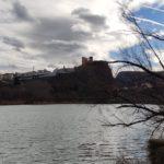 Cofrentes tras el rio Cabriel