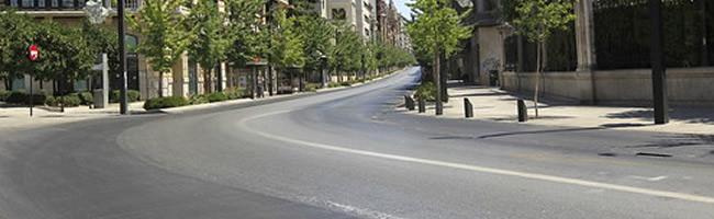 Calles vacias coronavirus