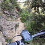 Siguiente tramo de senda más natural y divertido