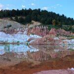 Zona de la mina