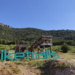 Pasarelas para saltar en biketrails valencia