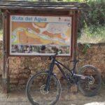 Panel indicador de la Ruta del Agua