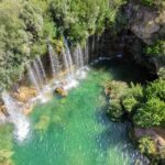 Cascada del Molino del San Pedro en el Vallecillo
