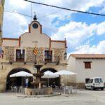 Plaza del Ayuntamiento de Moscardón