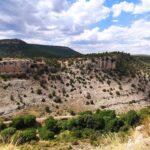 Vistas desde el mirador de El Castellar en Moscardón