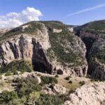 Vista de la Hoz Mala y el Barranco de Villarosario