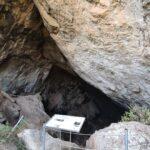 Llegamos a la Cueva Negra de Montanejos