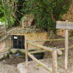 Fuente de la Higuera en Barranco del Barcal