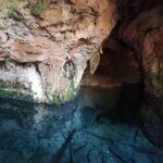 Interior de la Fuente de la Higuera