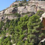 Cueva de la Horadada bajo el Monté Arabí