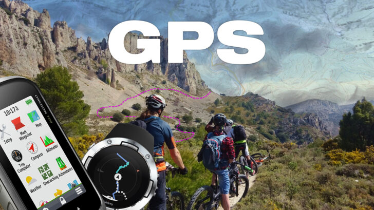 Dispositivos GPS en deportes Outdoor