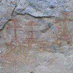 Pinturas rupestres de la Fenellassa - El Parrizal