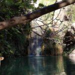 Nivel inferior de la Cascada de Bercolón