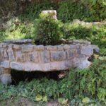 Fuente de la piscifactoría de la Tosquilla
