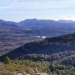 Vistas desde el Pico Sayas