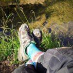 Descansito junto al rio Palancia