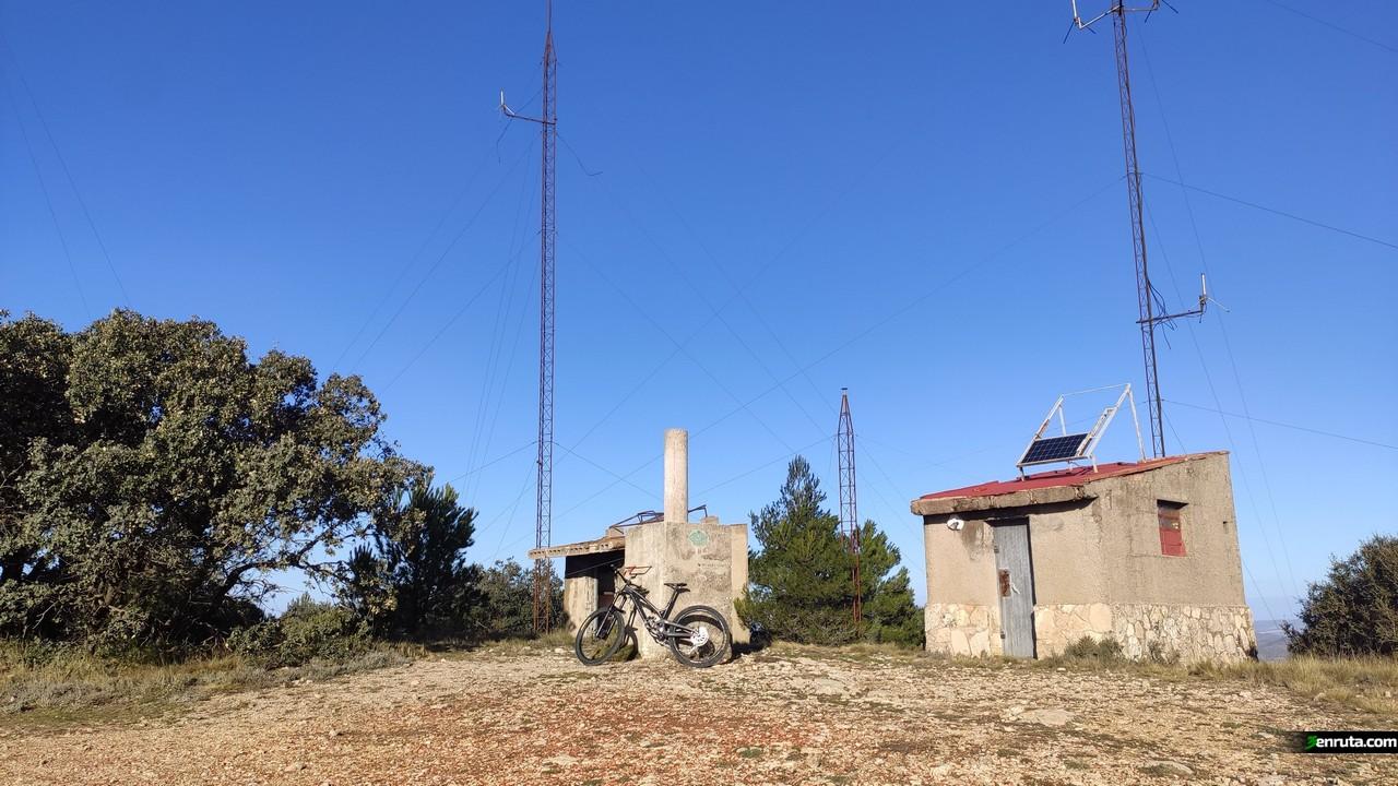 Antenas de la Sierra de Malacara