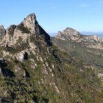 Vista de la Sierra de Corbera desde el Ouet
