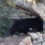 Entrada a la Cueva de la Galera