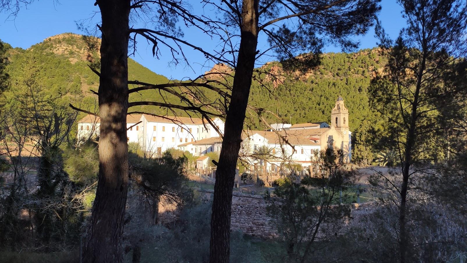 El Convent del Sant Esperit de Gilet