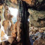 Segunda galería de la cueva que visitamos