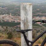 Vista de Algimia desde el Mirador del Picayo
