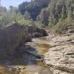 Llegamos al Cauce del Rio Grande