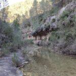 Caminando por el cauce del Rio Grande