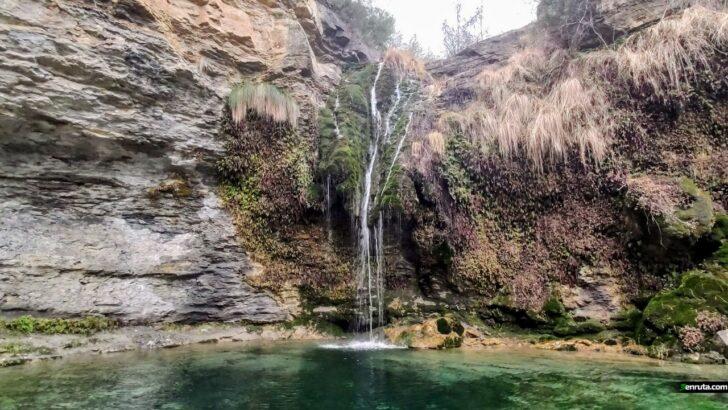 El Salto de la Novia y el Mirador de la Noguerica de Cirat