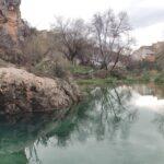 Primera piscina natural en el rio Sallent de Bolbatie