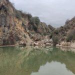 Las piscinas naturales de Bolbaite