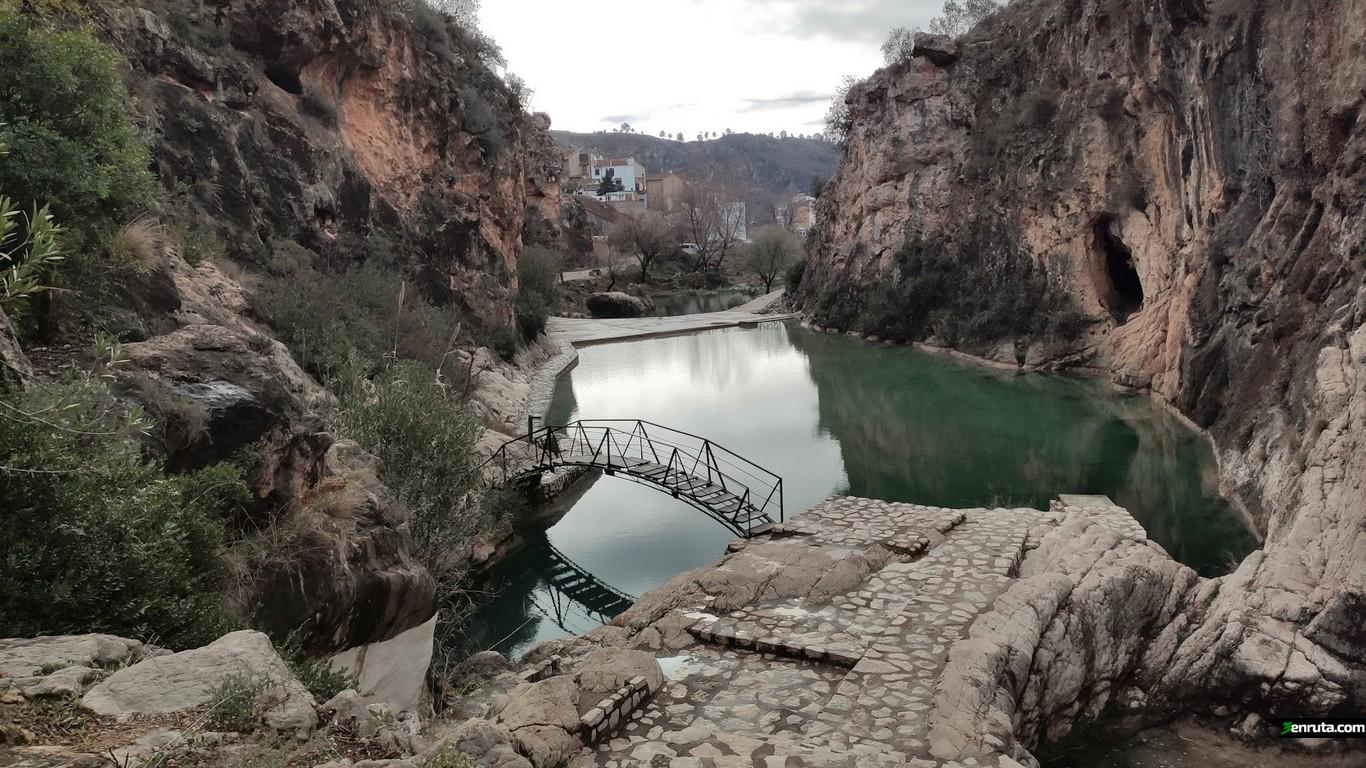 El Paraje del rio Bolbaite