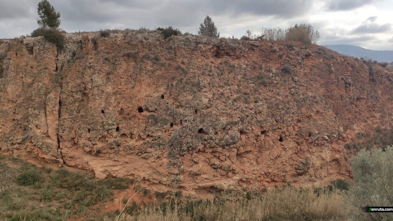 Las cuevas del Turco de Chella